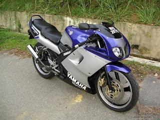 Yamaha TZM 2