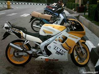 Yamaha TZM 3
