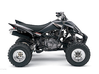 2005 Yamaha Raptor 350