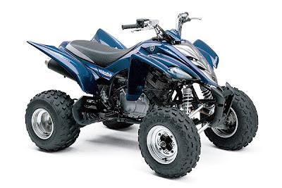 2006 Yamaha Raptor 350