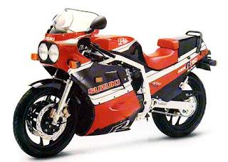 1986 Suzuki GSX-R750