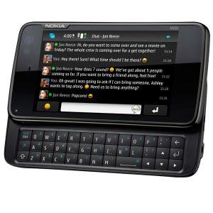 Nokia N900 Mobile Phones