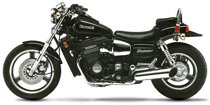 Kawasaki Eliminator ZL 900 Spec & Advantages | Motorcycles and Ninja