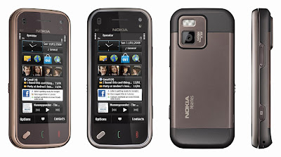 Nokia N97 Mini Spec