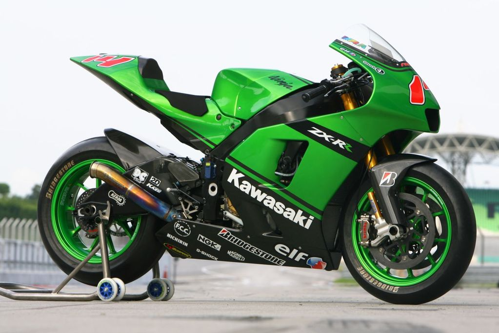 Kawasaki Ninja ZX-RR Specifications