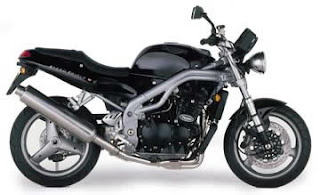 2003 Triumph Speed Triple