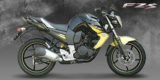 2009 Yamaha FZS Black