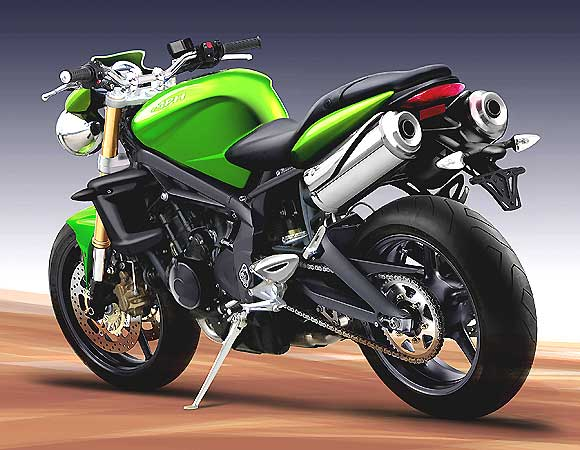 2010 Triumph Street Triple Specification and Price