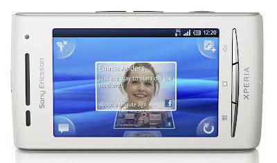 Sony Ericsson X8 Android 2