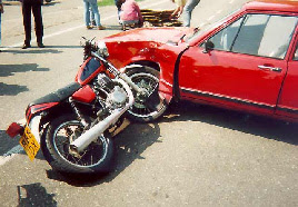 motorcycles accident