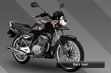 Suzuki Thunder 125 Beginner Touring Motor Bike Motorcycles And