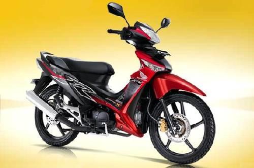Honda Supra X 125 R CW Specs :
