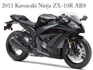 2011 Kawasaki Ninja ZX-10R ABS