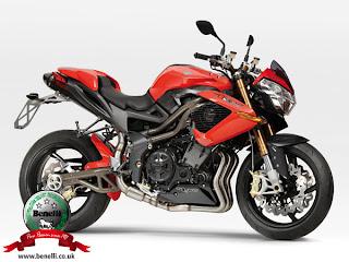 2010 Benelli TNT R160