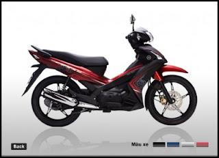 Yamaha Lexam new