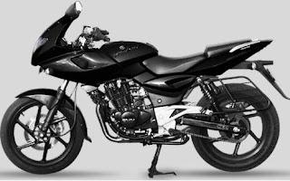 Bajaj Pulsar 220 Black