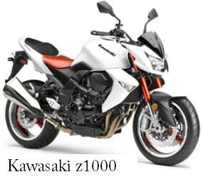 2008 Kawasaki Ninja 1000 CC -  Z1000 edition