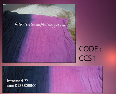 ~~ Colorful Crumpled Shawl- CS1~~only RM20 inc. postage
