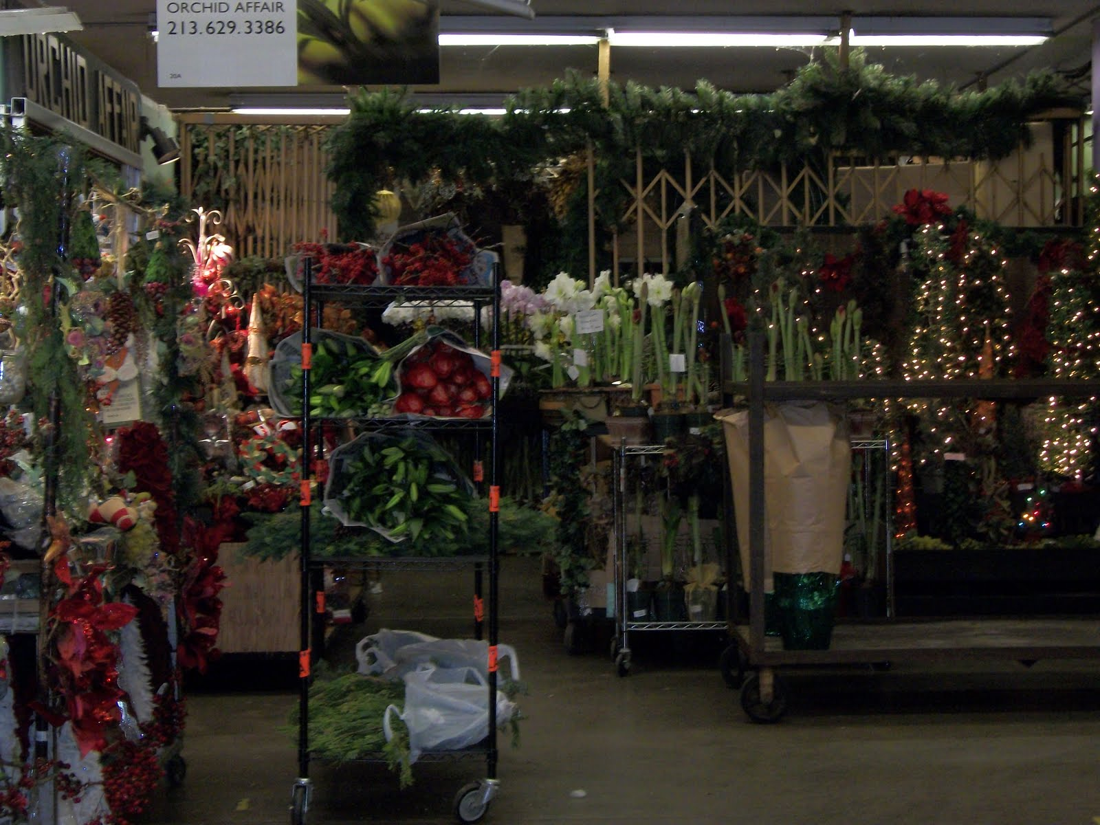 35 In 52 Discovering The Real Los Angeles Los Angeles Flower District