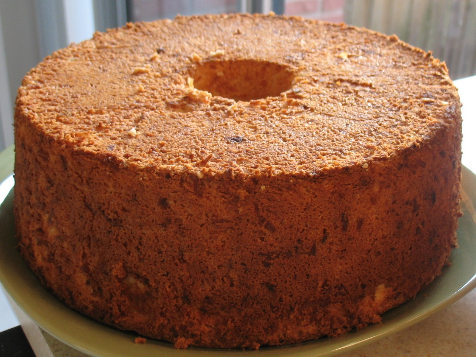 For the love of food hawaiian angel food cake this recipe also requires a stand mixer or hand mixer mixing the eggs whites takes quite a few minutes for them to form into stiff peaks forumfinder Gallery
