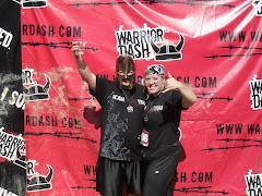 Warrior Dash Sparta Style!