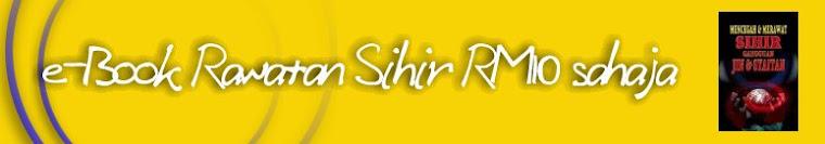 eBook Rawatan Sihir RM10 Sahaja