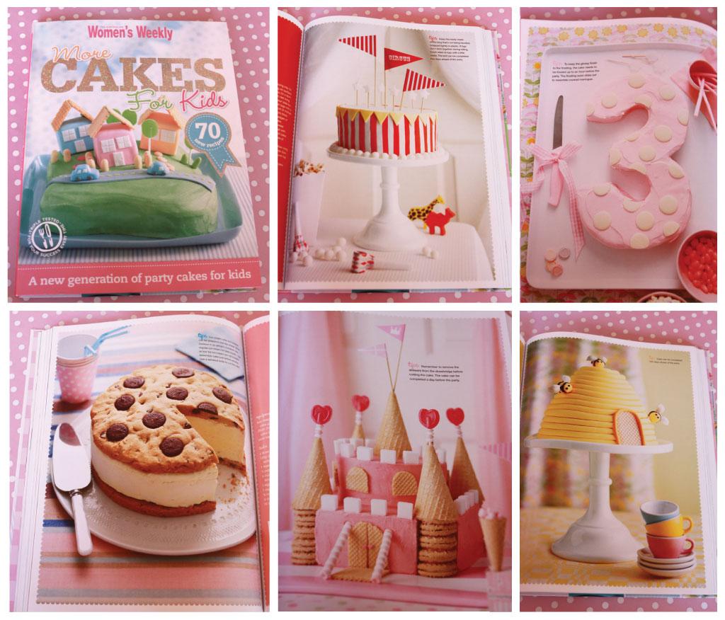 Women's Weekly Birthday Cakes Kids
