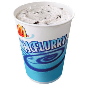Know my enemy addicted to mcflurry