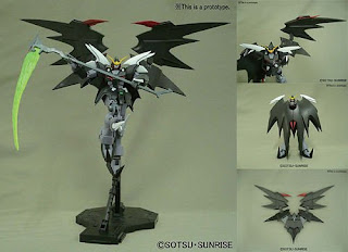 MG Deathscythe Hell Custom