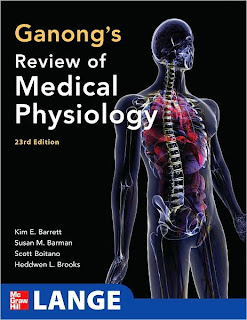 Ganong's Review of Medical Physiology 23rd Edition
