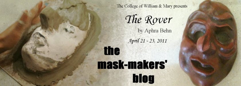 Rover Masks at W&M