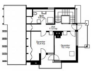 casa gentiana