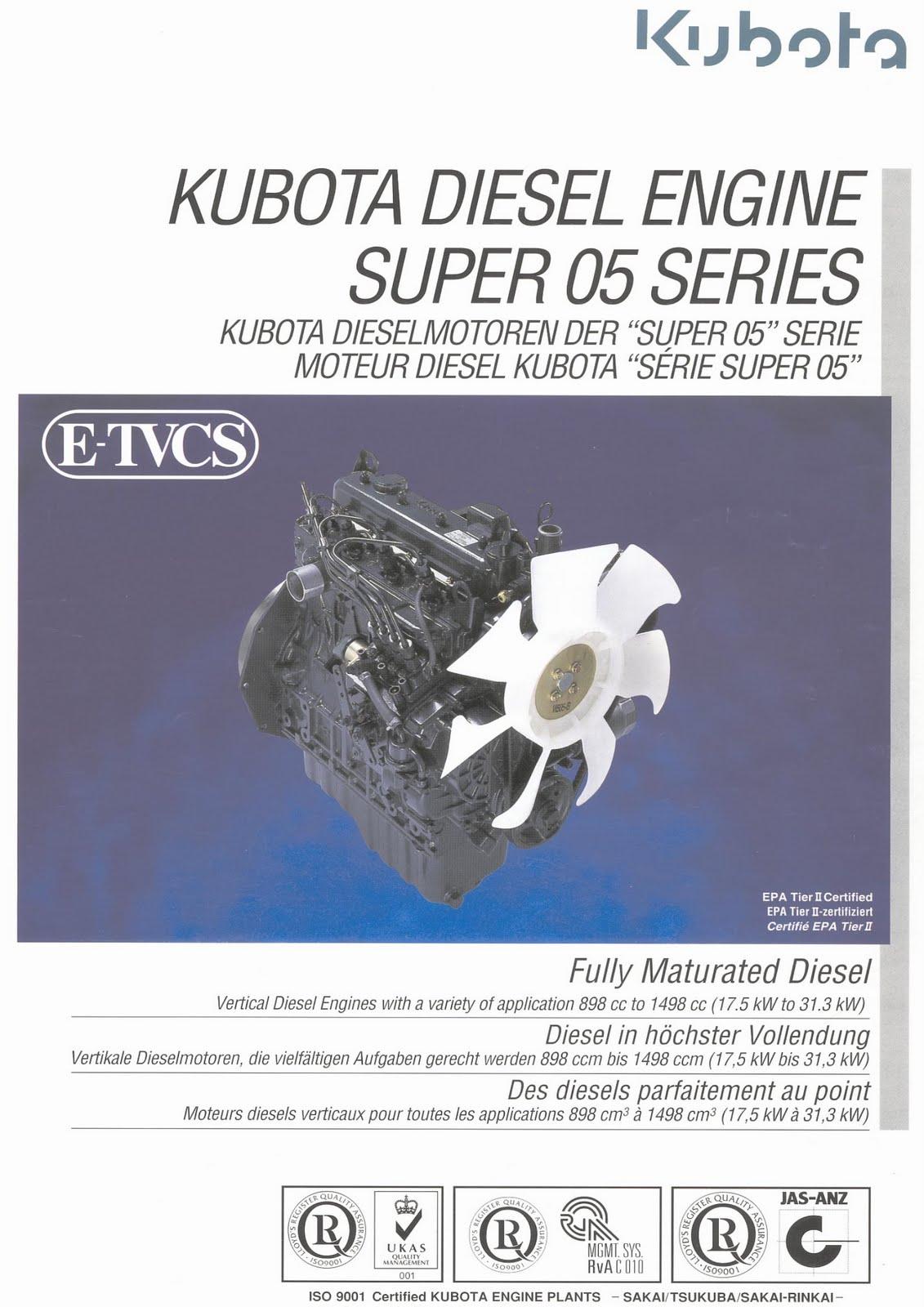 Brosur vertical engine 05 series