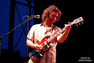 Dweezil Zappa hosts Camp Dweezilla, a five-day boot camp for musicians of all levels