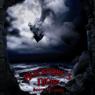 Blackmore's Night Releases Seventh Studio CD, 'Secret Voyage'