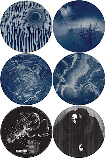 Sunn O))) To Sell Ltd. Edition 3 LP Picture Disc on October '08 Tour