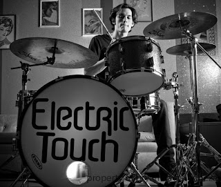 Austin's Electric Touch play the Knitting Factory (NYC) on Saturday, November 8th