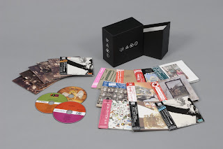 Led Zeppelin: Limited Edition Box Set of Mini-Lp CDs Comes Out on November 11th