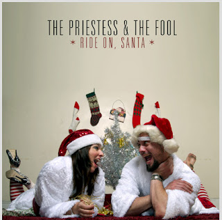 The Priestess and The Fool Return for an EP for Christmas Covers