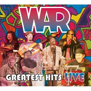 War - Greatest Hits Live CD Review
