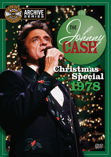 Johnny Cash: Christmas Special 1978 DVD Review