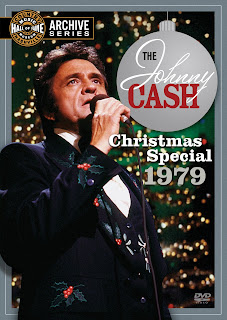 The Johnny Cash Christmas Special 1979 DVD Review