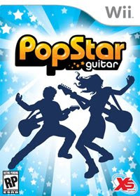 PopStar Guitar for Wii Game Review