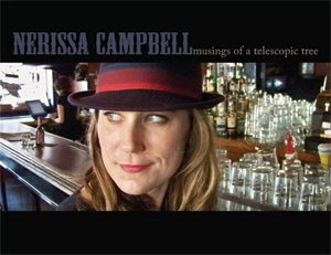 Nerissa Campbell is Playing 55 Bar on Thursday, January 15th