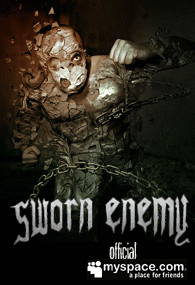 Sworn Enemy Is Playing a Metal Matinee at Southpaw on February 8th