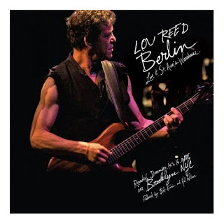 Lou Reed - Berlin: Live at St. Ann's Warehouse CD Review