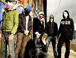Hollywood Undead Schedule First Ever In-Store Signing at Looney Tunes in Long Island