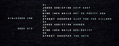 Nine Inch Nails, Jane's Addiction and Street Sweeper Release Free EP of Unreleased Tracks