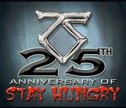 Twisted Sister Release 25th Anniversary Edition of Stay Hungry (2CD Set)