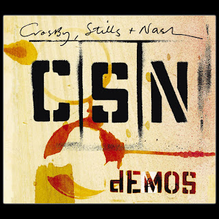 Crosby Stills and Nash - Demos CD Review (Rhino/Atlantic)